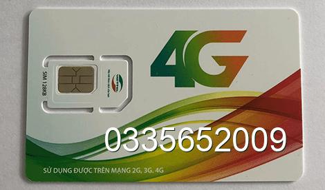 sim 0335652009